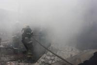 Пожар в цыганском поселении в Плеханово, Фото: 13