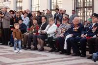 Открытие монумента и бронепоезда на Московском вокзале. 8 мая 2015 года, Фото: 48