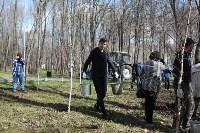 Посадка деревьев в Комсомольском парке, Фото: 38