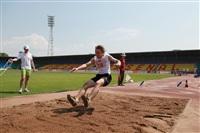 Соревнования по легкой атлетике имени Бориса Никулина, Фото: 3