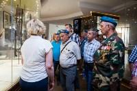 ветераны-десантники на день ВДВ в Туле, Фото: 4