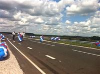 Новая объездная дорога в Советске, Фото: 5