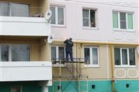 Снесшую пять балконов веневскую автоледи лишат прав, Фото: 2