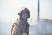 Пожар в Плеханово 9.06.2015, Фото: 40