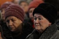 Владимир Груздев в Белевском районе. 17 декабря 2013, Фото: 27