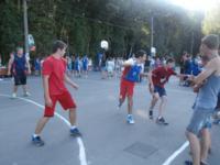 В Центральном парке Тулы прошли соревнования по уличному баскетболу, Фото: 7