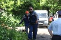 На Косой Горе ликвидируют незаконные врезки в газопровод, Фото: 47