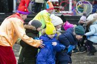 Широкая Масленица с Тульским цирком: проводы зимы прошли с аншлагом, Фото: 21