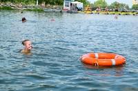 МЧС обучает детей спасать людей на воде, Фото: 42
