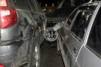 В Туле пьяный водитель устроил массовое ДТП, Фото: 12