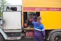 Отключение газа на ул. Бункерная, Фото: 4
