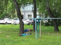 Туляки: «Посетители миграционного центра спят на газонах в нашем дворе и ходят в туалет», Фото: 5