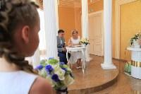 День семьи, любви и верности во Дворце бракосочетания. 8 июля 2015, Фото: 11