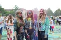 ColorFest в Туле. Фестиваль красок Холи. 18 июля 2015, Фото: 76