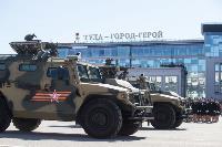 Парад Победы в Туле-2020, Фото: 194