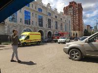 Из ТЦ «Утюг» в Туле эвакуировали людей, Фото: 4