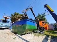 В Туле со двора «Плюшкиной» вывезли несколько грузовиков мусора, Фото: 3