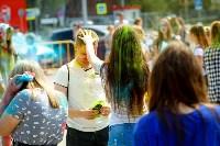 В Туле прошел фестиваль красок и летнего настроения, Фото: 65