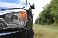 Возле поста ДПС в Плавске столкнулись три иномарки и фура, Фото: 13