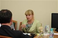 Жители области пожаловались Владимиру Груздеву на плохие дороги и проблемы ЖКХ, Фото: 18