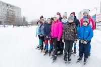 В Туле прошли массовые конькобежные соревнования «Лед надежды нашей — 2020», Фото: 19