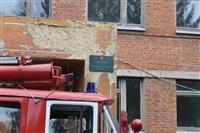 Пожар в бывшем профессиональном училище, Фото: 10