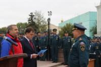 Глава МЧС Владимир Пучков в Туле, Фото: 23