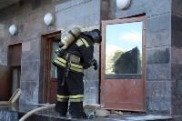 Пожар на на пересечении улиц Гоголевской и Свободы , Фото: 6