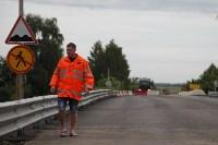 Открытие двустороннего движения по Узловскому путепроводу, Фото: 4