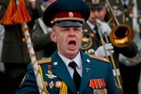 Вторая генеральная репетиция парада Победы. 7.05.2014, Фото: 55