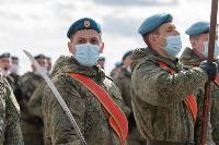 В Туле прошла первая репетиция парада Победы: фоторепортаж, Фото: 37