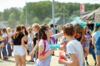В Туле прошел фестиваль красок и летнего настроения, Фото: 44