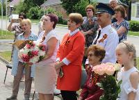 открытие мемориальной доски в Суворове, Фото: 4