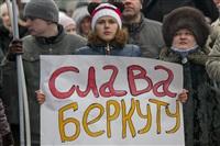В Туле проходит митинг в поддержку Крыма, Фото: 30