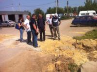Евгений Авилов и тульские блогеры в Ленинском районе, Фото: 6