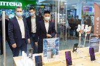 В Туле открыли первый в России совместный салон-магазин МТС и Xiaomi, Фото: 24