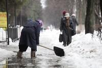 """""""Потоп"""" в Туле 2 марта 2016 года, Фото: 15"""