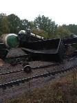 Крушение поезда в Тульской области, Фото: 21