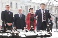 В Туле появилась новая скульптура «Исторический центр города», Фото: 17