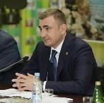 Алексей Дюмин посетил ПАО  «НПО «Стрела», Фото: 3