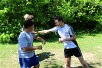 Тульский ОМОН провел боевую подготовку школьников, Фото: 25