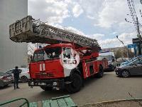 Пожар на ул. Октябрьской, Фото: 9