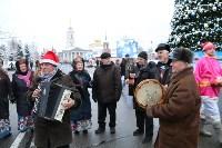 На площади Ленина в Туле открылась новогодняя ярмарка , Фото: 4