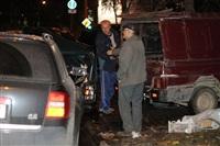 В Туле пьяный на Audi протаранил пять автомобилей, Фото: 23