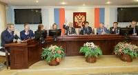 Алексей Дюмин получил знак и удостоверение губернатора Тульской области, Фото: 1