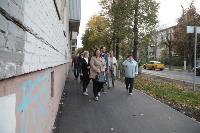 Приемка работ и мнения экспертов о закрытии участка ул. Энгельса для автомобильного транспорта, Фото: 20
