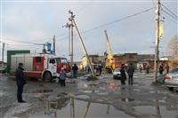 Взрыв баллона с газом на Алексинском шоссе. 26 декабря 2013, Фото: 24