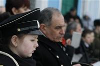 Никита Руднев-Варяжский, внук легендарного командира «Варяга» с визитом в Тульскую область, Фото: 19
