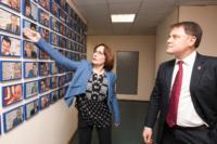 Владимир Груздев пообщался с журналистами «Слободы» и Myslo, Фото: 11
