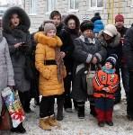 Вручение ключей от квартир в мкр Новоугольный. 26.01.2015, Фото: 11